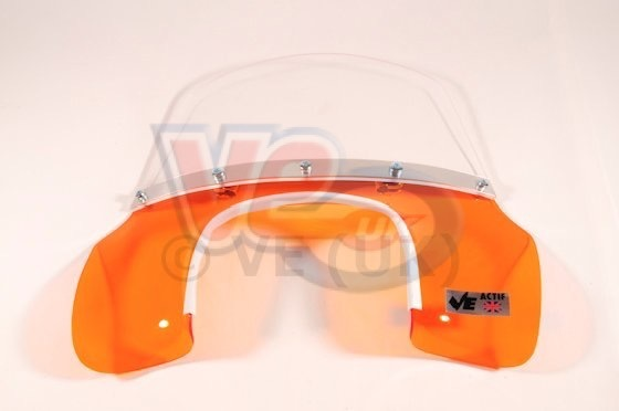 VE Actif Orange Flyscreen For Scomadi TL /RA GT