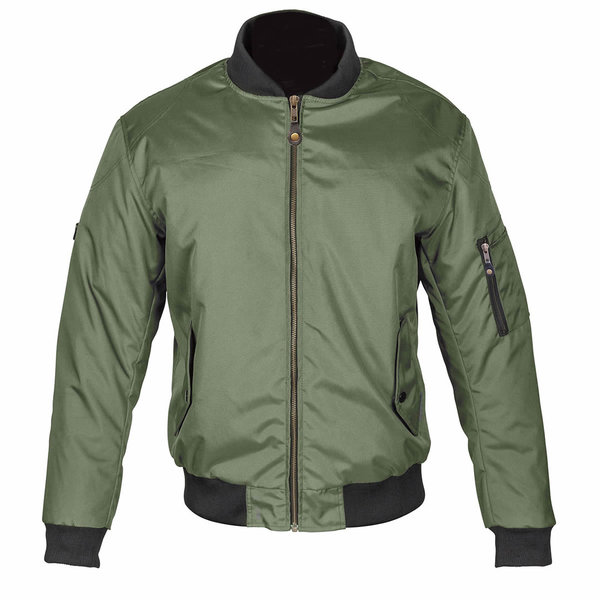 Spada Air Force 1 Jacket Green