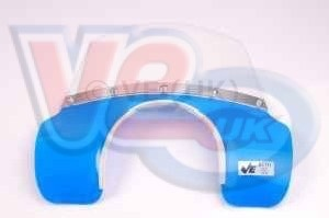 VE Actif Solid Blue Flyscreen For AJS Modena/Lexmoto Milano