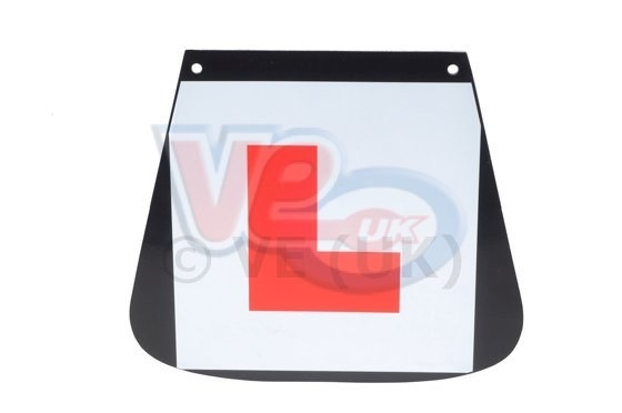 ''L'' Mudflap Universal - Fits All