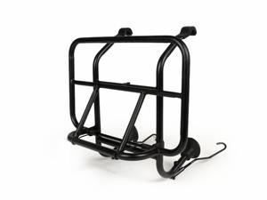 Black Front Rack Fits All Vespa's And Lambretta's